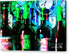 Some Things Get Better With Time P138 Acrylic Print by Wingsdomain Art and Photography
