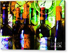 Some Things Get Better With Time P28 Acrylic Print by Wingsdomain Art and Photography