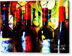Some Things Get Better With Time Acrylic Print by Wingsdomain Art and Photography