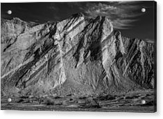 Someplace In The  West Acrylic Print by Joseph Smith