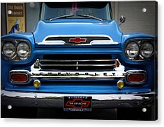 Something Bout A Truck Acrylic Print