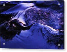Acrylic Print featuring the photograph Something In The Way She Moves by Sean Sarsfield