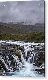 Something To View Acrylic Print by Jon Glaser