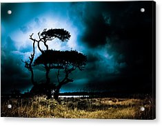 Something Wicked This Way Comes Acrylic Print by Shane Holsclaw