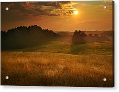 Somewhere In A Dream Acrylic Print by Rob Blair