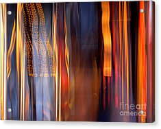 Acrylic Print featuring the photograph Somewhere In Time by Robert Riordan