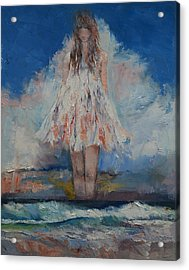 Song Of September Acrylic Print by Michael Creese