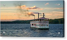 Songo River Queen Two Acrylic Print