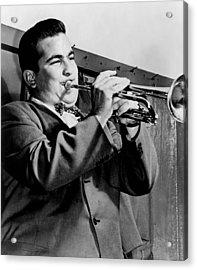 Sonny Berman (1925-1947) Acrylic Print by Granger