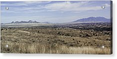 Acrylic Print featuring the photograph Sonoita Arizona by Lynn Geoffroy