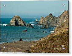 Sonoma Coast  1.7064 Acrylic Print by Stephen Parker