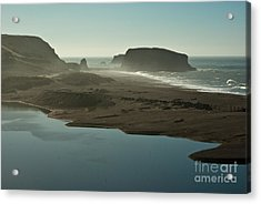 Sonoma Coast 1.7070 Acrylic Print by Stephen Parker