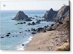 Sonoma Coast State Beach - 386 Acrylic Print by Stephen Parker