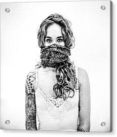 Sophie Jane - Session 2 - Vi Acrylic Print