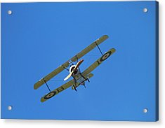 Sopwith Camel - Wwi Fighter Plane Acrylic Print