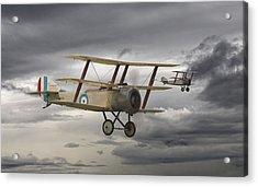 Sopwith Triplane Acrylic Print