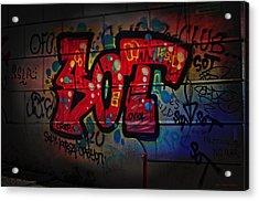 Sot Graffiti - Lisbon Acrylic Print