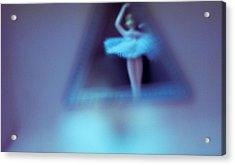 Soul Dance Acrylic Print by Maia Rose