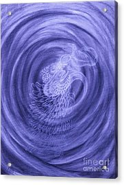 Soul's Dance  Acrylic Print by Jacquelyn Roberts