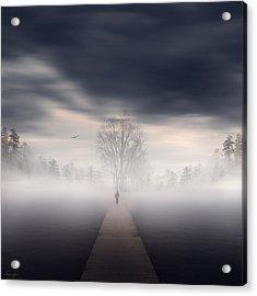 Soul's Journey Acrylic Print