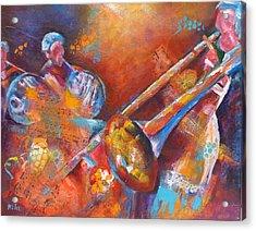 Sound Of Music Acrylic Print