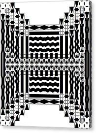 Soundwaves Acrylic Print