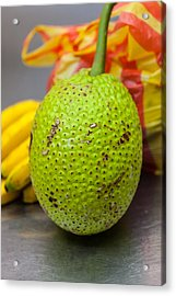 Soursop Or Guanabana Acrylic Print by Craig Lapsley