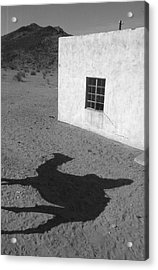 South Africa 1995 Acrylic Print by Rolf Ashby