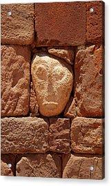 South America, Bolivia, Tiwanaku Acrylic Print by Kymri Wilt