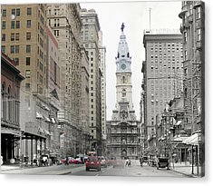South Broad Street Acrylic Print