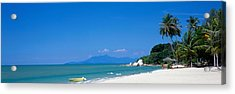 South China Sea Malaysia Acrylic Print