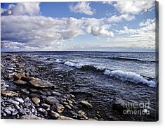 South Shore Amherst Island Acrylic Print