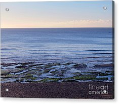 South Uk Seaside Acrylic Print