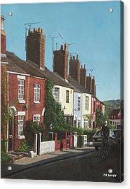 Southampton Rockstone Lane Acrylic Print