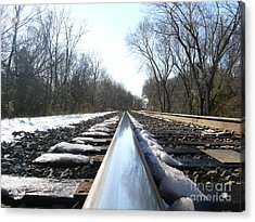 Acrylic Print featuring the photograph Southbound by Jane Ford