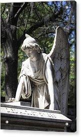 Southern Angel I Acrylic Print