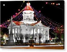 Southern Christmas Acrylic Print