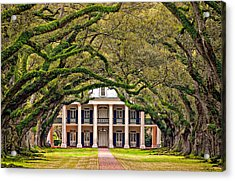 Southern Class Acrylic Print