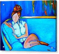 Southern Comfort Acrylic Print by Debi Starr