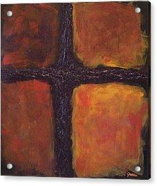 Southern Cross Acrylic Print