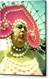 Southern Decadence Be My Valentine Acrylic Print by Michael Hoard