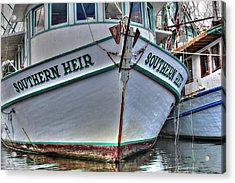 Southern Heir Acrylic Print