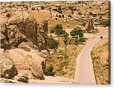 Southern Mesa View Acrylic Print