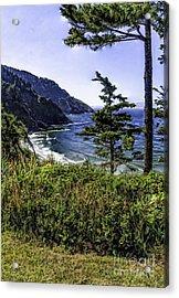Southern Oregon Coastline Acrylic Print