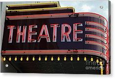 Southern Theatre Acrylic Print