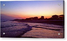 Southern Waters I Acrylic Print