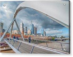 Southgate Bridge Acrylic Print