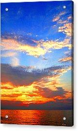 Southhaven Sky Acrylic Print