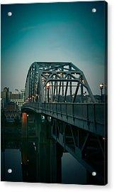 Southside Bridge  Acrylic Print