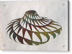 Southwest II Acrylic Print by Tony Ruggiero